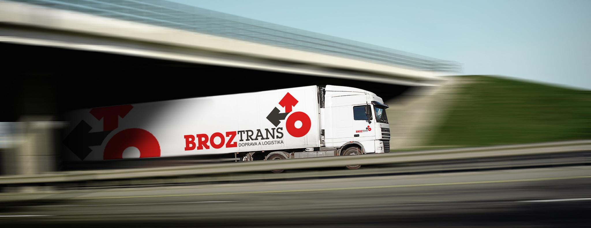 BROZTRANS - Naši klienti