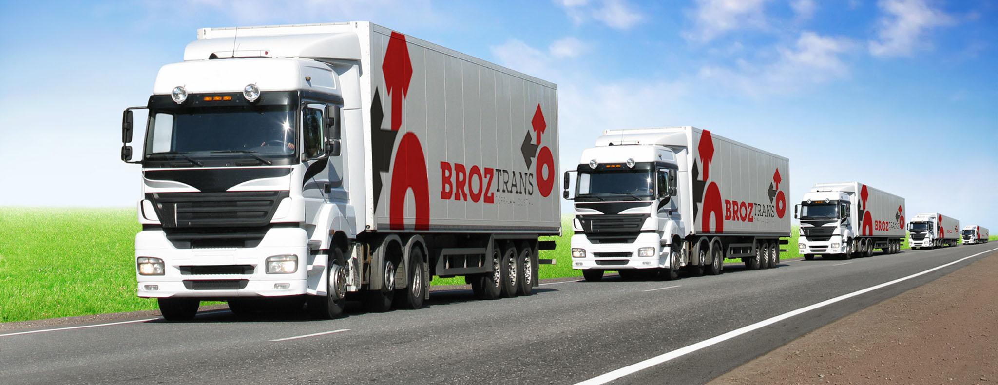 BROZTRANS - Kontakty